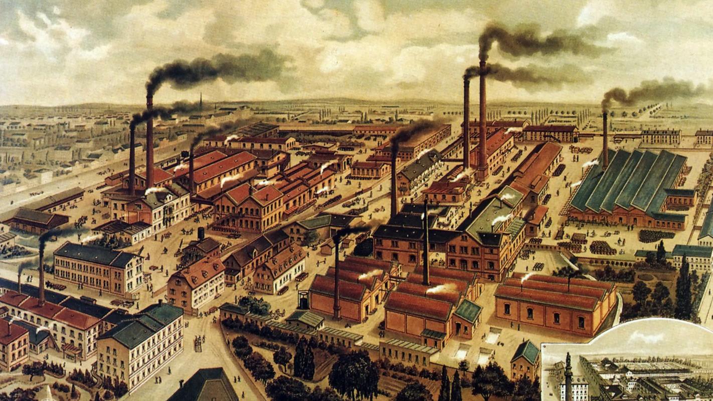 Промышленная революция великобритании