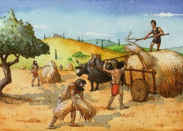 картинки рабы древнего рима этой
