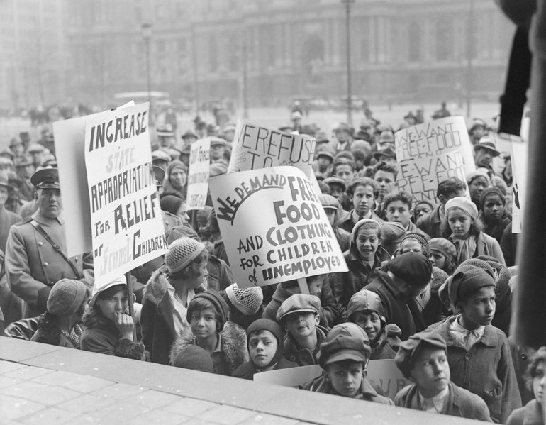 Кризис 1929—1933 годов