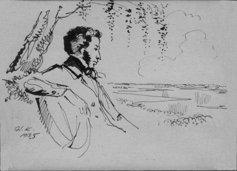Сочинение на тему любимое стихотворение пушкина