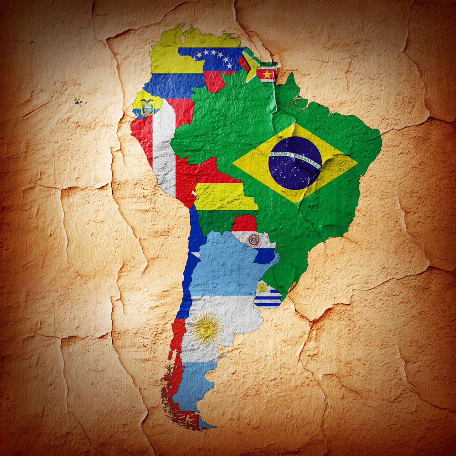 одно картинки стран латинской америки место, где встречаются