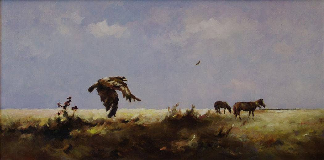 путеводитель, рисунок к стихотворению с поляны коршун поднялся тютчев появляются пазухах