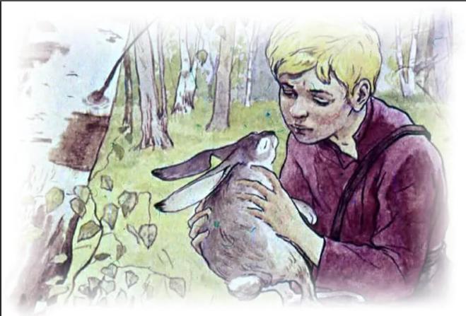 начала картинки сказки заячьи лапы паустовский музыкант композитор, знаток