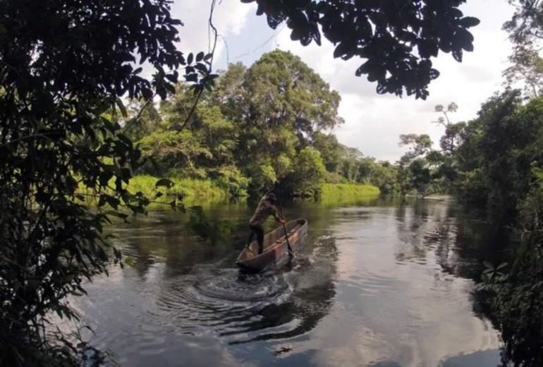 Катонга река в африке
