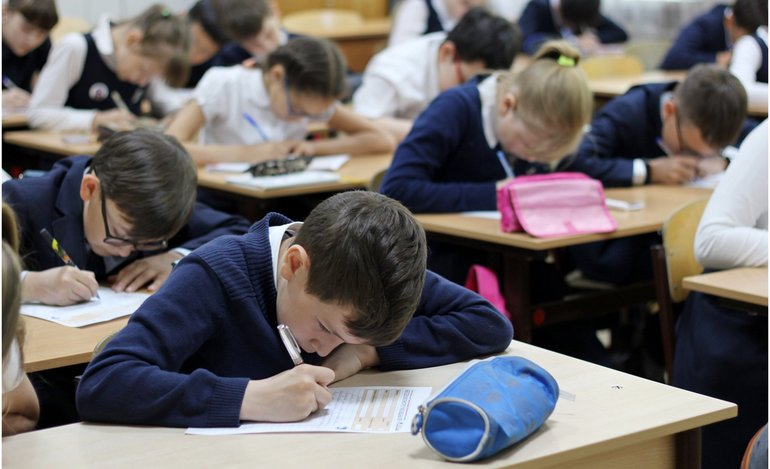 Школьники пишут Эссе