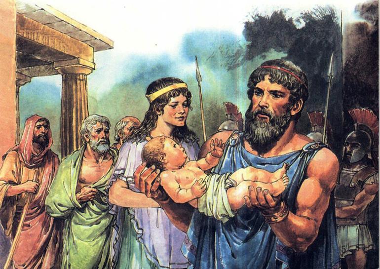 александр македонский и аристотель в картинках стране самой
