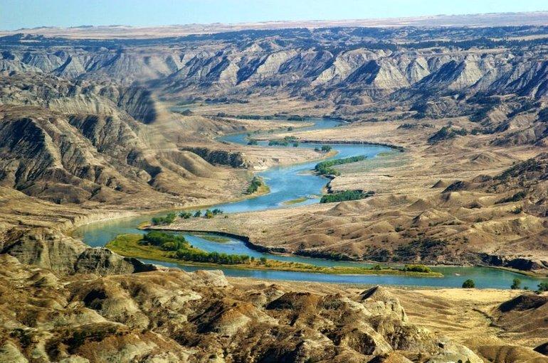 Миссури река где находится