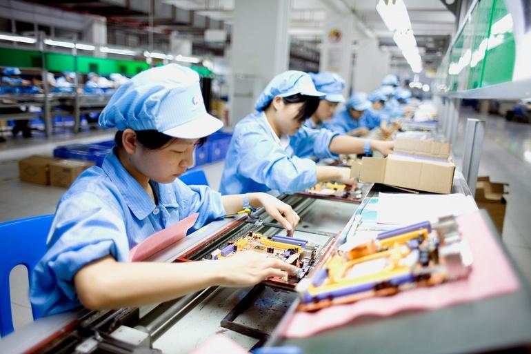 Производства переносят в страны Азии