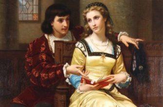 Цитаты из книги «Ромео и Джульетта»