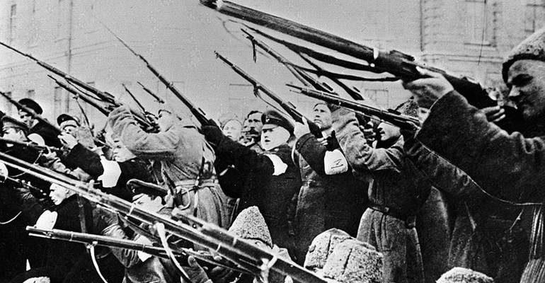 Февральский бунт