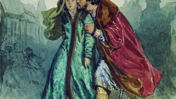 Цитаты из книги «Песня про царя Ивана Васильевича, молодого опричника и удалого купца Калашникова»