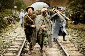Первая мировая война итоги