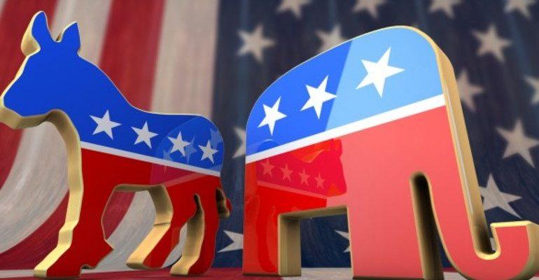 Республиканцы и демократы в США