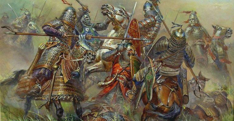 Сражение на калке