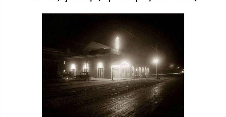 Стихотворения Блока «Ночь, улица, фонарь, аптека»