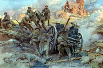 1 мировая война дата