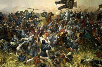 Битва на реке воже