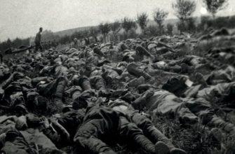 Человеческие потери во Второй мировой войне