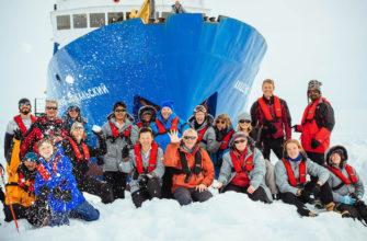 Численность населения Антарктиды