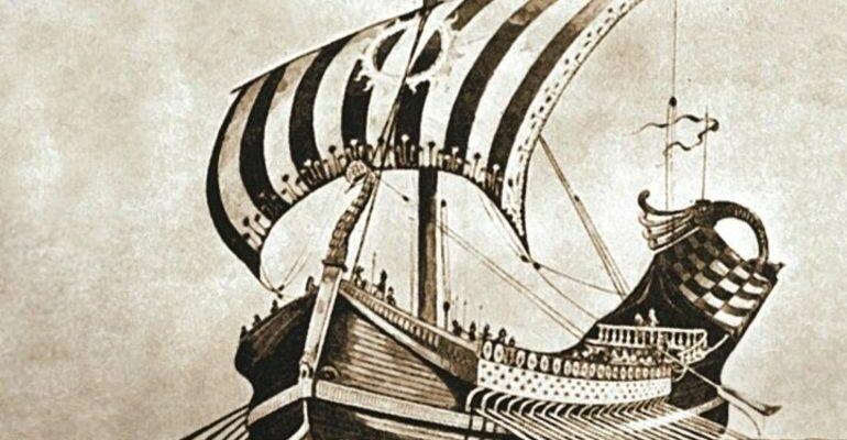 Финикийские мореплаватели