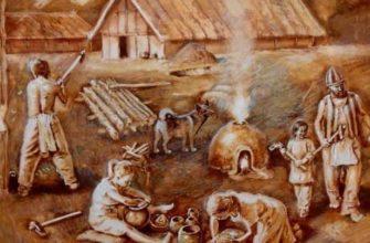 Характеристика эпохи неолита