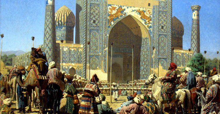 Исламский мир в средние века