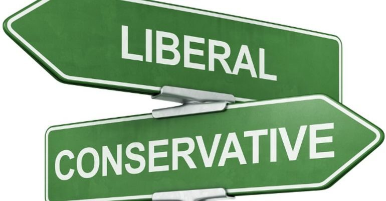 Консерваторы и либералы