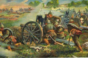 Когда началась первая мировая
