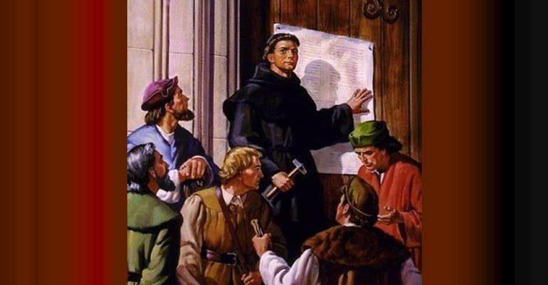 Начало реформации в германии дата