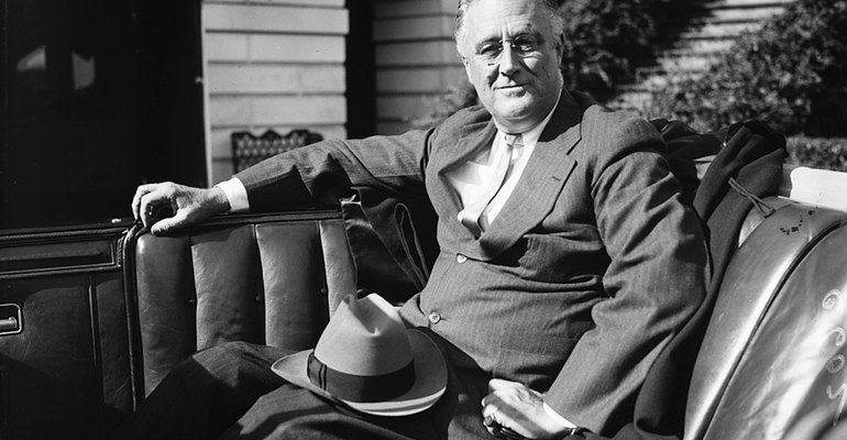 Новый курс Рузвельта