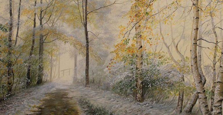 Стихи про ноябрь