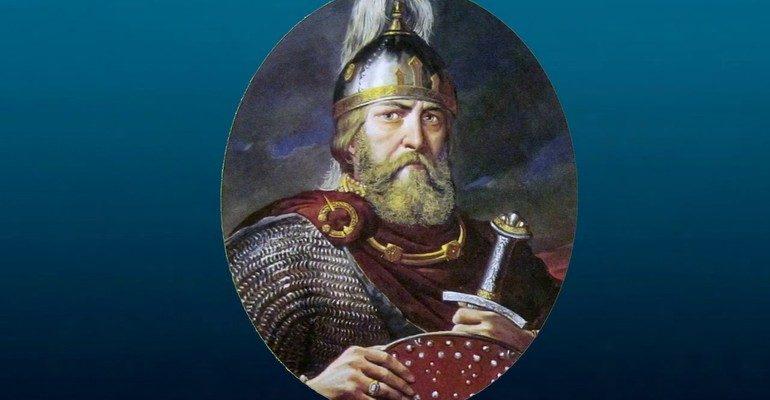 Правление князя Рюрика