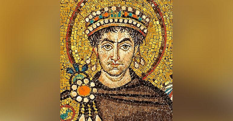 Правление Юстиниана в Византийской империи и