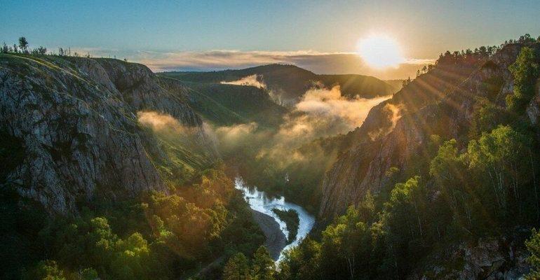Природные зоны республики Башкортостан
