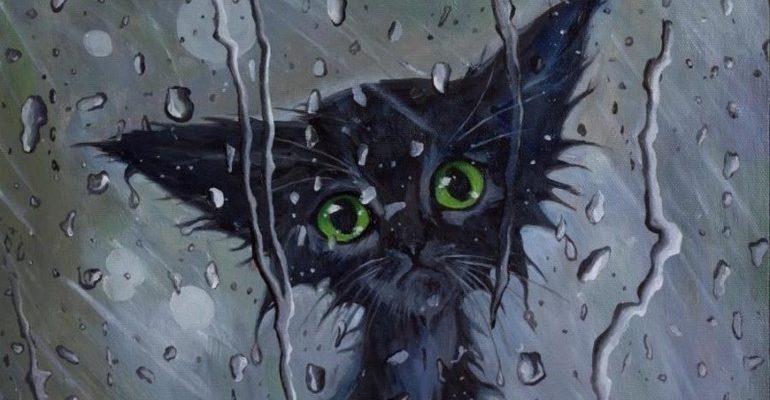 Рассказ Хемингуэя «Кошка под дождем»