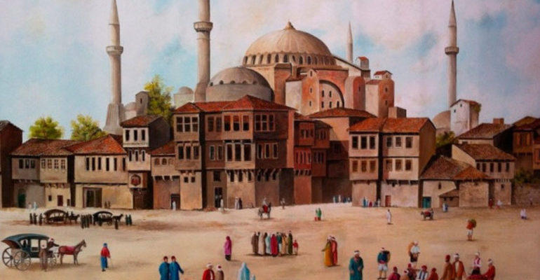 Расскажите о главных достижениях византийской культуры