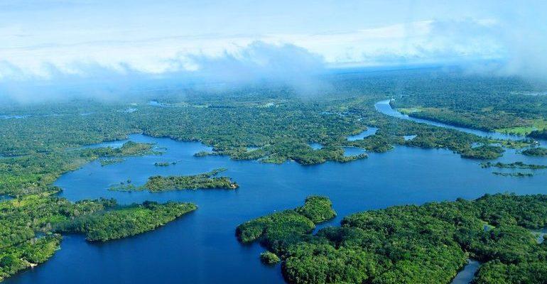 Реки южной америки список