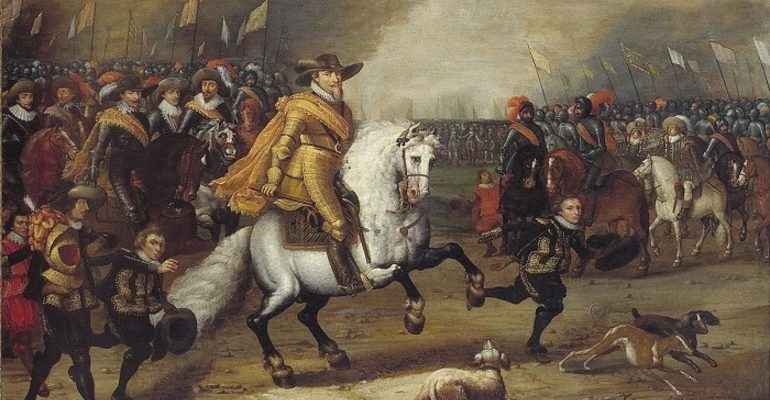 Революция в нидерландах
