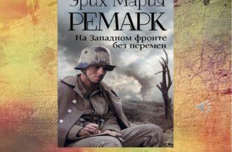 Роман «На Западном фронте без перемен»