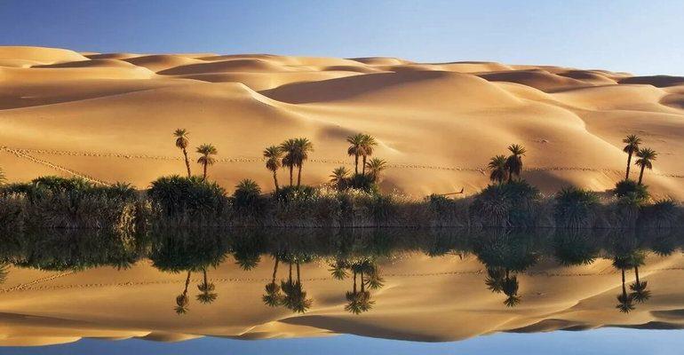 Северная африка географическое положение страны