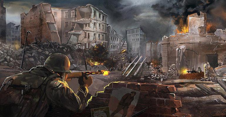 Сочинение-рассуждение для ЕГЭ на тему «Что такое война»