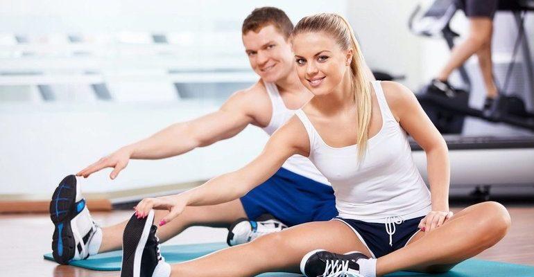 Спорт — полезное занятие
