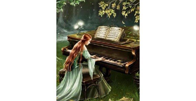 Стихотворение Афанасия Фета «Сияла ночь. Луной был полон сад»