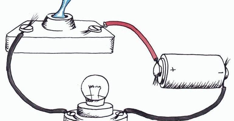 Что такое электрическая цепь