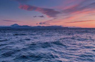 Тихий океан площадь глубина