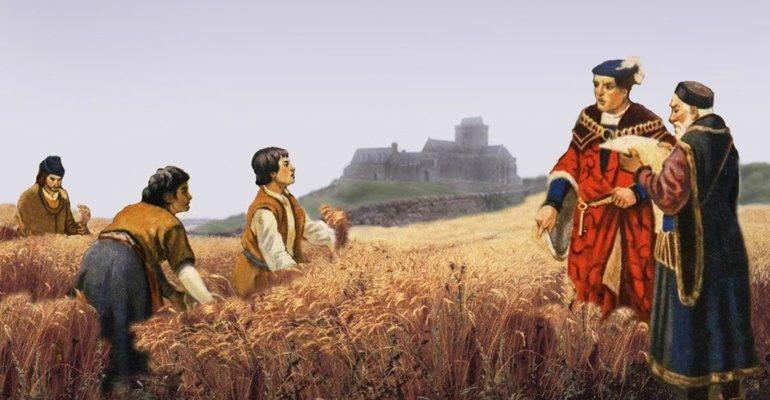 Зависимые крестьяне это
