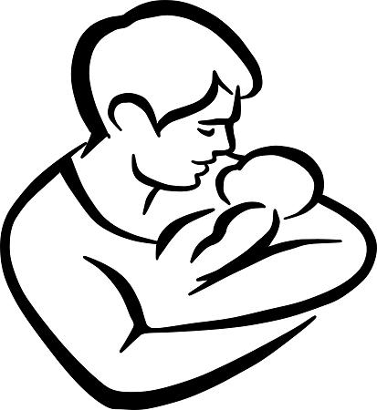 Стихи про папу для детей