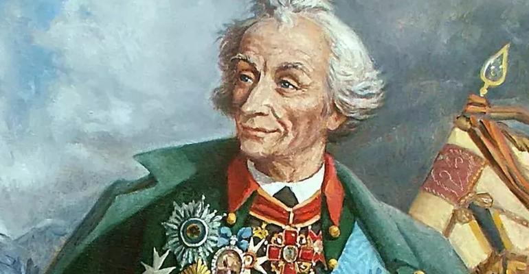 Александр Суворов биография