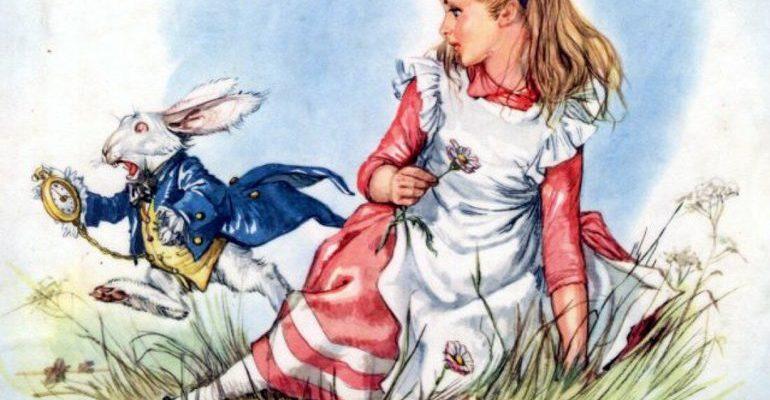 Алиса в стране чудес главные герои