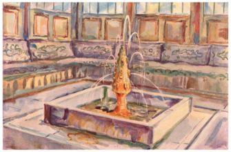 Бахчисарайский фонтан краткое содержание